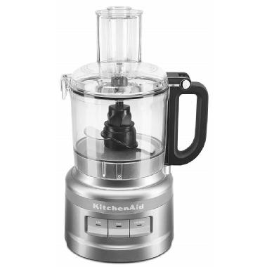 KitchenAid 1.66 L Food Processor - Contour Silver
