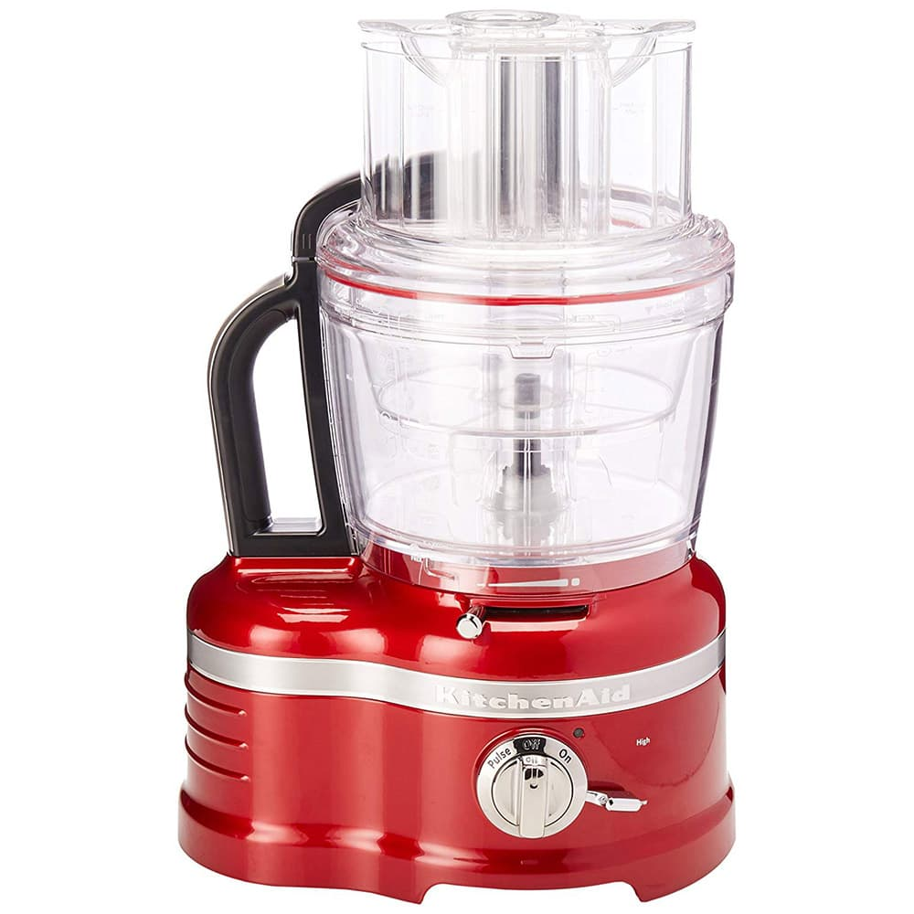 KitchenAid Pro Line<sup>®</sup> Series 16-Cup Food Processor with Die Cast Metal Base and Commercial-Style Dicing Kit