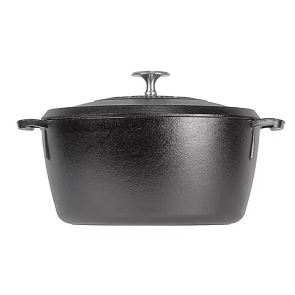 Lodge Blacklock Triple Seasoned 5.5qt Dutch Oven
