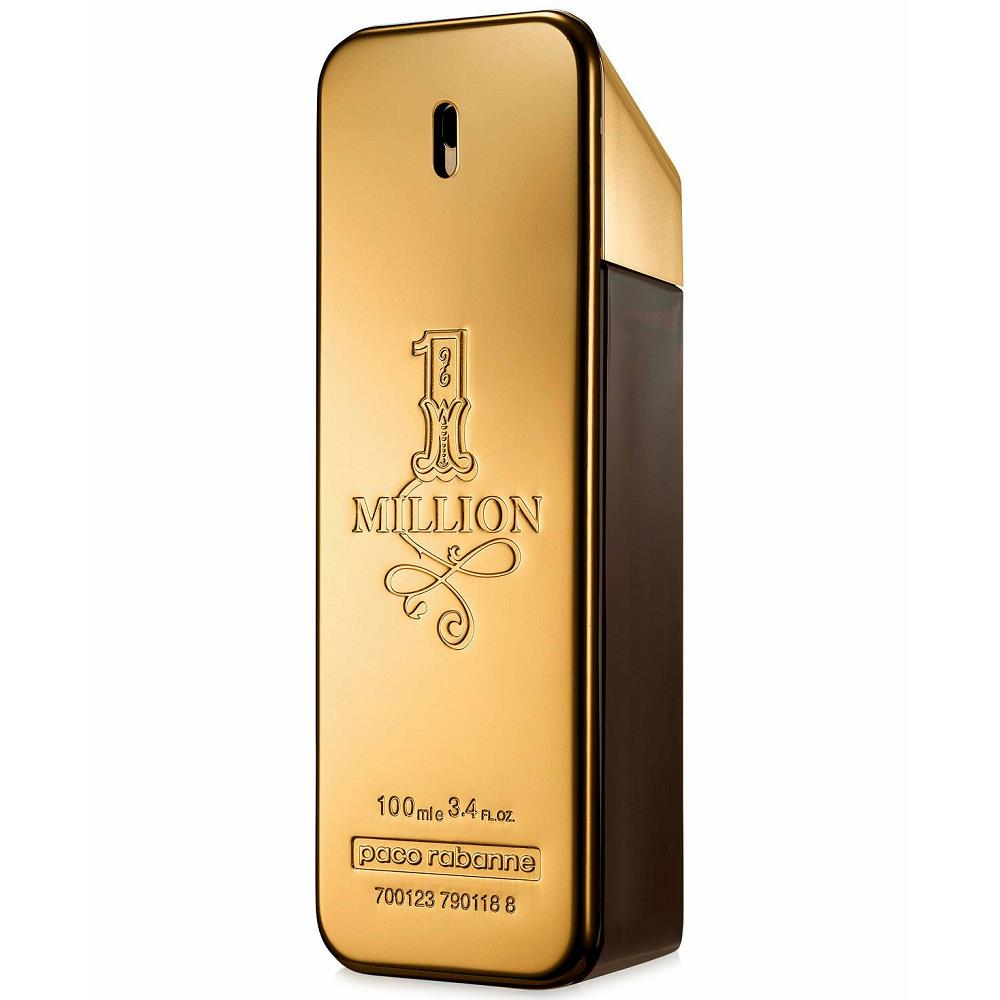 Paco Rabannae ONE MILLION ; 100ml Eau de Toilette Spray