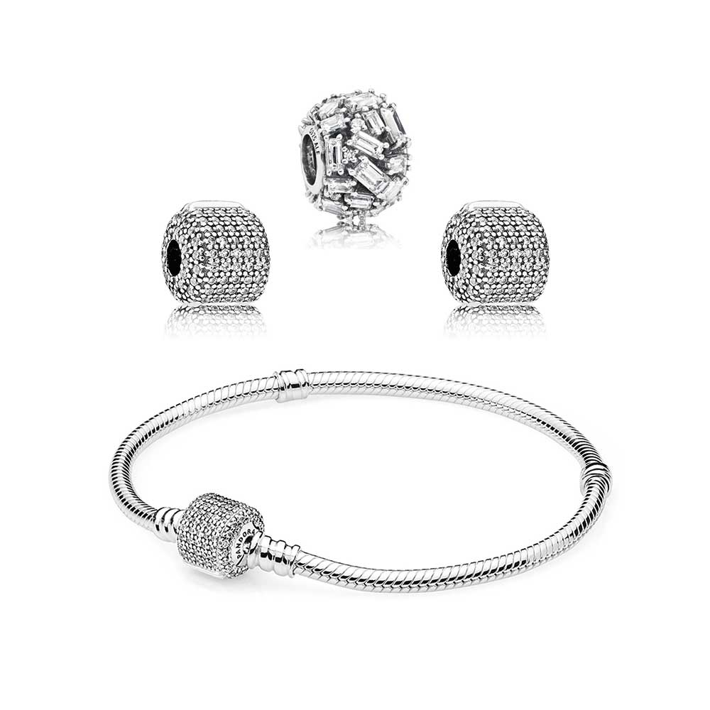 Pandora Bling Bracelet Bundle