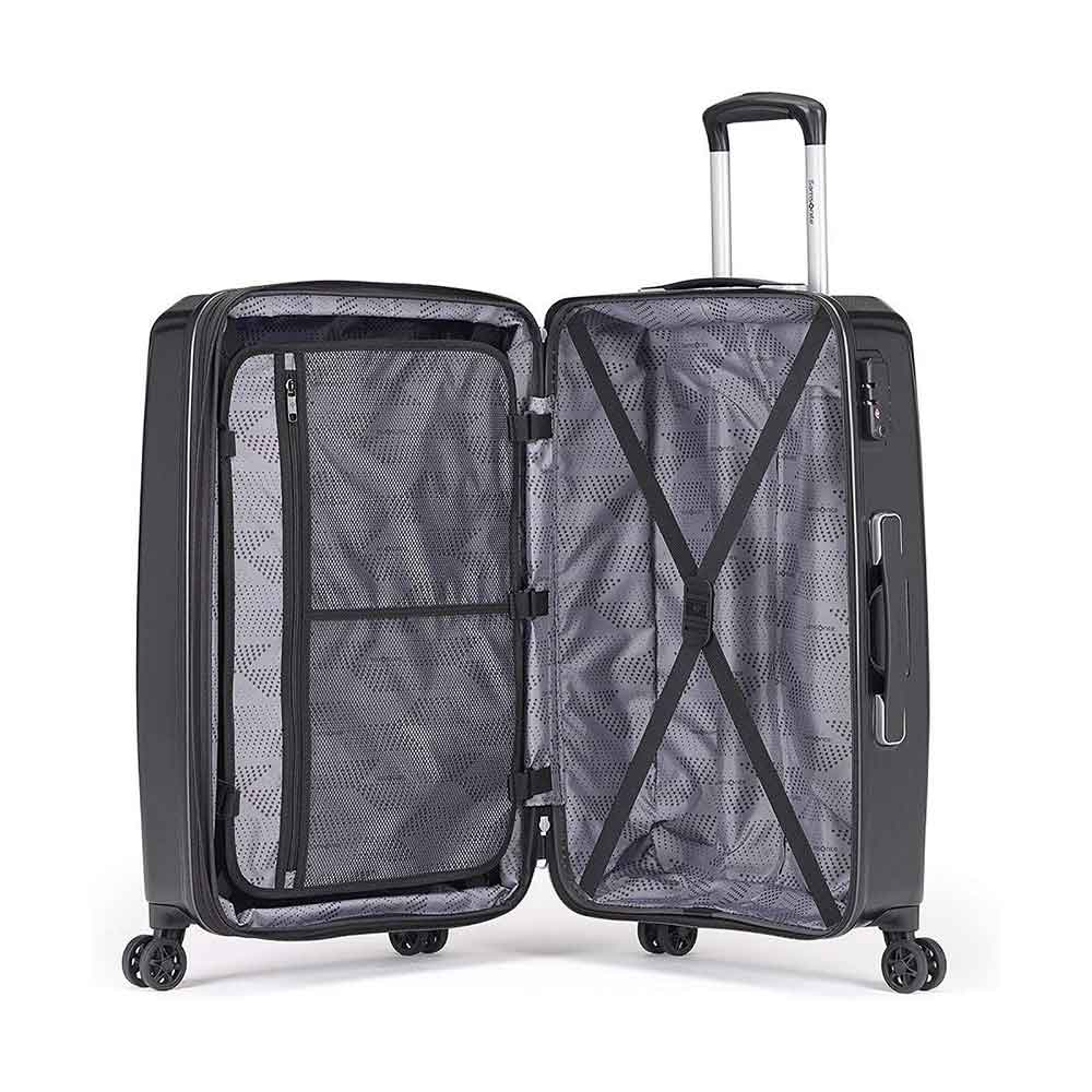 Samsonite Pursuit DLX PLUS 3 Piece Set (Black)