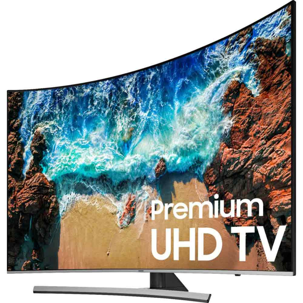 Samsung 55 inch 4K UHD 4K HDR Curved LED Tizen Smart TV