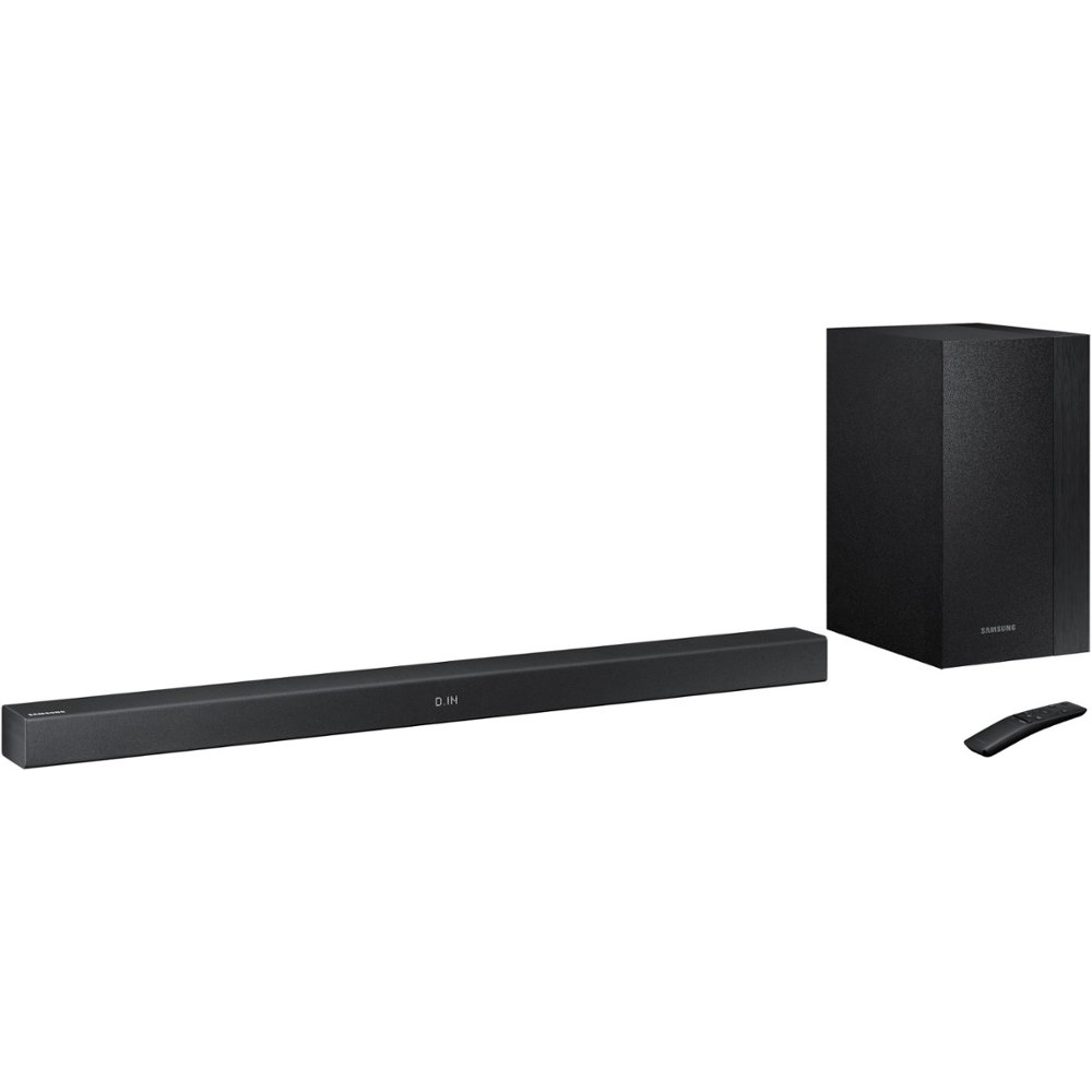 Samsung Flat 2.1 Channel Sound Bar with Wireless Subwoofer