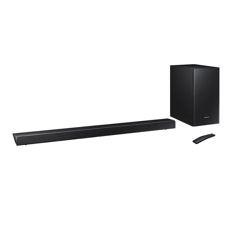 Samsung HW-Q60R/ZC 360-Watt 5.1 Channel Sound Bar with Wireless Subwoofer
