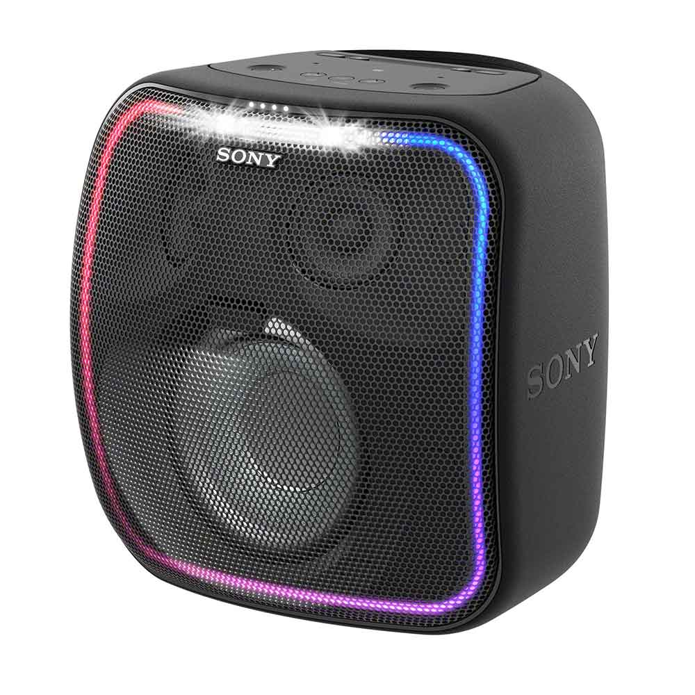 Sony EXTRA BASS<sup>™</sup> Google Assistant built-in Bluetooth<sup>®</sup> Speaker