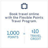 Membership Rewards Flexible Points Travel Program