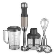 KitchenAid Architect™ Series 5-Speed Hand Blender (Cocoa Silver)