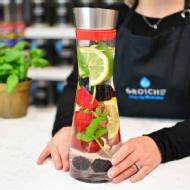 Grosche RIO Sangria Pitcher & Water Infuser Carafe