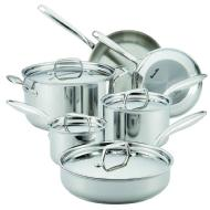 linkToText Breville Thermal Pro 10 Piece Clad Stainless Steel Set detailsPageText