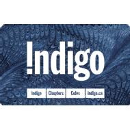 Indigo Books & Music Gift Card