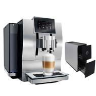 Jura  Z8 Aluminum Automatic Espresso & Cappuccino Machine with Jura Hot Cup Warmer