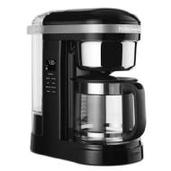 linkToText KitchenAid 12 Cup Drip Coffee Maker with Spiral Showerhead (Onyx Black) detailsPageText