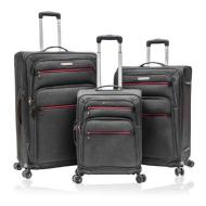 AirCanada Lightweight 3 pieces Spinner Set - Grey or Charcoal