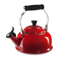 linkToText Le Creuset Classic Whistling Kettle (Cherry) detailsPageText