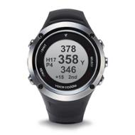 Voice Caddie VCG2 Hybrid All-in-One Integrated Fitness and Golf GPS Watch with Slope