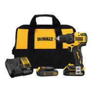 Dewalt ATOMIC 20V MAX Brushless Compact 1/2 in. Drill/Driver Kit