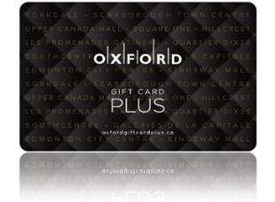 Oxford Properties $100 Gift Card