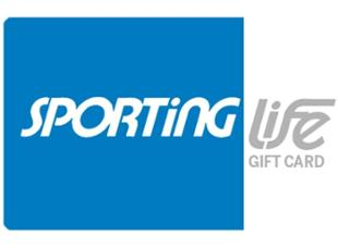 Sporting Life Gift Card