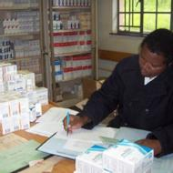 The Global Fund Medication for the treatment of tuberculosis