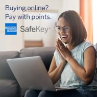 SafeKey Use points with SafeKey