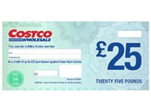 Costco Gift Voucher