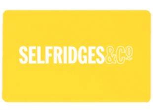 Selfridges & Co Gift Card