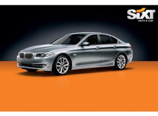 Sixt Car Hire Voucher