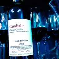Link to CANDIALLE Chianti Classico Gran Selezione, Italy 2013 (original: 210,000 points) details page