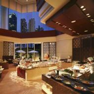Conrad Hong Kong Afternoon Tea Buffet for 2 at Garden Café