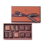 La Maison du Chocolat Gesture Gift Box, 10pcs (original: 93,000 points)