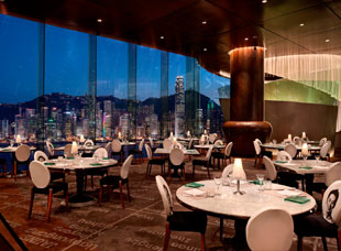The Peninsula Hong Kong Felix Experience Five-course Set Dinner