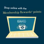 Link to  Use points for Credit with SafeKey details page