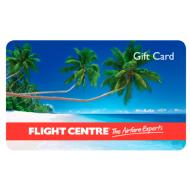 Link to Flight Centre Flight Centre Gift Card details page