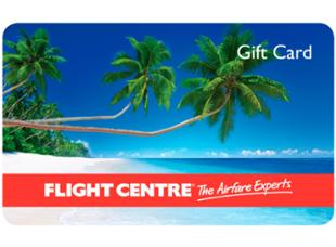 Flight Centre Flight Centre Gift Card