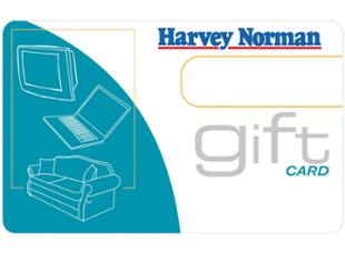 Harvey Norman Harvey Norman Gift Card