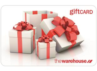 The Warehouse The Warehouse Gift Card
