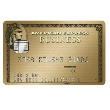 American Express Business Gold Card Annual Fee