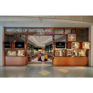 Valid at Watches of Switzerland Boutiques until 31 Dec 2020