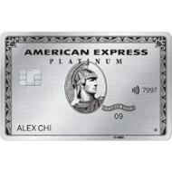 Link to American Express Platinum Card details page