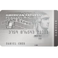 Link to American Express Platinum Reserve Card details page