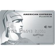 Link to American Express Platinum Credit Card details page