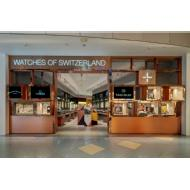 Watches of Switzerland Earn points faster at Watches of Switzerland Boutiques with EXTRA from Membership Rewards