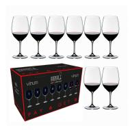 CELLARMASTER Riedel Vinum Cabernet/Melot (Set of 8)