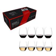 Link to CELLARMASTER Riedel O Cabernet & Viognier (Set of 8) details page