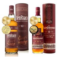 Malt & Wine Asia All Time Classic Single Malt Scotch Whiskies