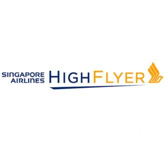 Singapore Airlines Singapore HighFlyer