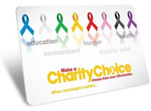 Charity Choice Gift Card USD100