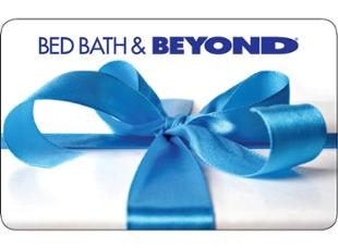 Bed Bath & Beyond Gift Card USD100