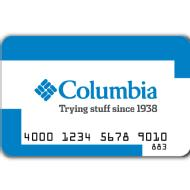 Ir a Columbia Giftcard Ver detalle